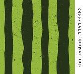 green watermelon realistic... | Shutterstock .eps vector #119174482