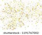 festive glitter rectangle... | Shutterstock .eps vector #1191767002