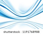 design trendy element. blue... | Shutterstock . vector #1191768988
