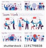 vector illustrations of the... | Shutterstock .eps vector #1191798838