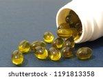 Yellow  Vitamin E Gelcaps ...