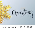 greeting card  invitation with... | Shutterstock .eps vector #1191816832