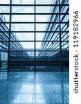 view of window in modern office ...   Shutterstock . vector #119182966