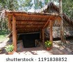 entrance of an underground...   Shutterstock . vector #1191838852