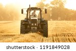 Agricultural Work On The...