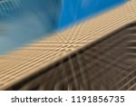urban abstract background of a... | Shutterstock . vector #1191856735