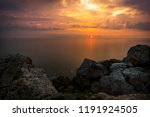 sky and clouds at sunrise | Shutterstock . vector #1191924505