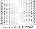 abstract halftone wave dotted... | Shutterstock .eps vector #1191937465