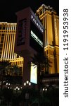 las vegas  nv   oct 27  the... | Shutterstock . vector #1191953938