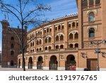 madrid  spain   january 24 ... | Shutterstock . vector #1191976765