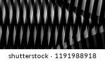 lath structure of wall  roof or ... | Shutterstock . vector #1191988918