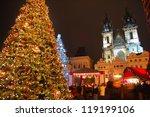 Christmas In Prague  Czech...