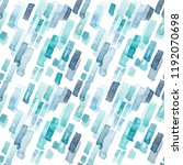 seamless pattern of watercolor... | Shutterstock . vector #1192070698