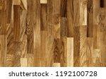fragment of parquet floor.  | Shutterstock . vector #1192100728