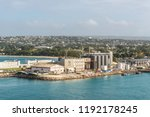 bridgetown  barbados   december ... | Shutterstock . vector #1192178245