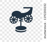 childhood vector icon isolated...   Shutterstock .eps vector #1192203232