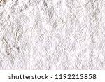 rough watercolor paper texture. ... | Shutterstock . vector #1192213858