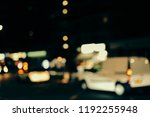 blur focused urban abstract... | Shutterstock . vector #1192255948