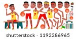 teen boy. animation creation... | Shutterstock . vector #1192286965