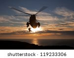 Raf Seaking In The Sunset