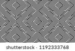seamless pattern with striped... | Shutterstock .eps vector #1192333768