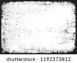 grunge overlay texture.distress ... | Shutterstock .eps vector #1192373812