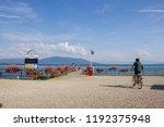 lake geneva quay   Shutterstock . vector #1192375948