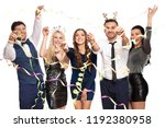 celebration  people and... | Shutterstock . vector #1192380958
