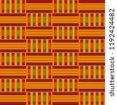 Traditional Cloth Kente....