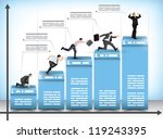 pictograph business... | Shutterstock .eps vector #119243395
