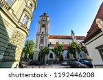 maribor  slovenia   may 22 ... | Shutterstock . vector #1192446208