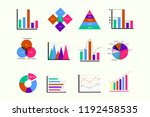 various vector graphics | Shutterstock .eps vector #1192458535