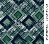 seamless pattern patchwork... | Shutterstock . vector #1192459735