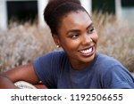 close up portrait of smiling... | Shutterstock . vector #1192506655