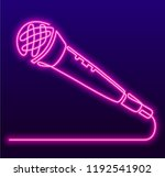 continuous line drawing of... | Shutterstock .eps vector #1192541902