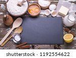 organic natural products for...   Shutterstock . vector #1192554622