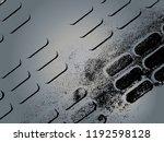 texture of metal | Shutterstock .eps vector #1192598128