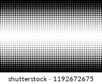 abstract dots background.... | Shutterstock .eps vector #1192672675