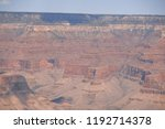 view on grand canyon from... | Shutterstock . vector #1192714378