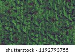 modern pattern with crowd of... | Shutterstock . vector #1192793755