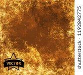 painted grunge backgroud. high... | Shutterstock .eps vector #1192842775