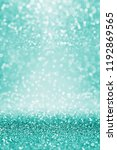 abstract fancy teal green... | Shutterstock . vector #1192869565