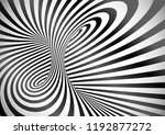 black and white optical... | Shutterstock . vector #1192877272