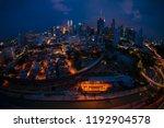 kuala lumpur  malaysia  ...   Shutterstock . vector #1192904578
