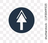 upload vector icon isolated on...   Shutterstock .eps vector #1193049535
