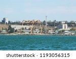 sea of azov  coast | Shutterstock . vector #1193056315