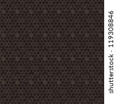 brown textured background with...   Shutterstock . vector #119308846