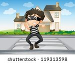 illustration of a boy and a...   Shutterstock .eps vector #119313598
