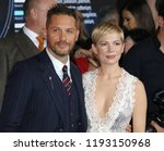 tom hardy and michelle williams ... | Shutterstock . vector #1193150968