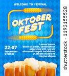 Welcome Oktoberfest Concept...
